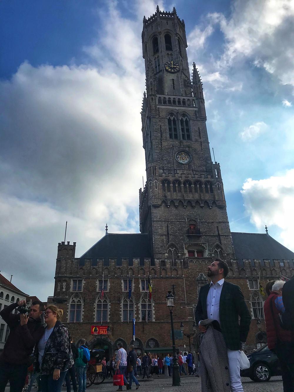 Собор в Брюгге