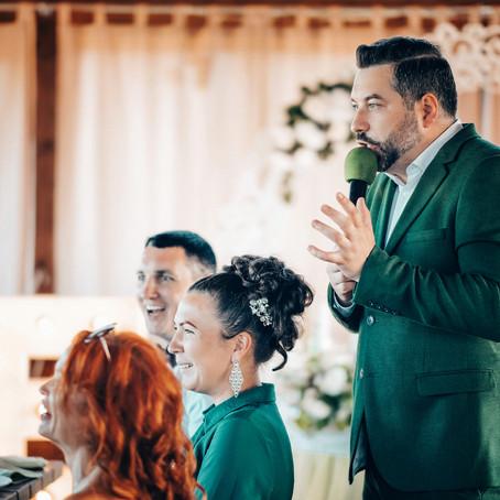 Алкоголь на свадьбе. История Первая.