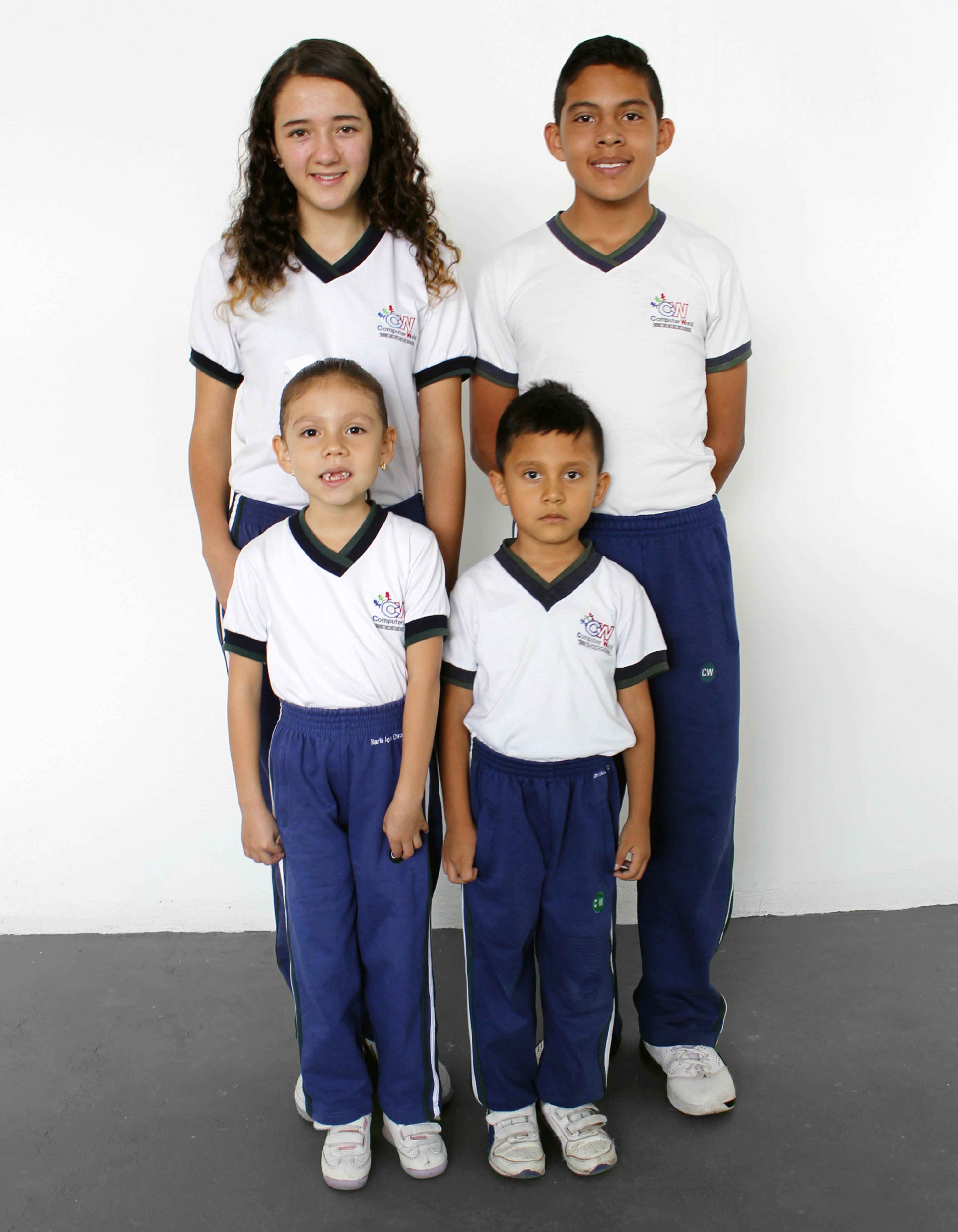 Uniformes deportivos niños y más