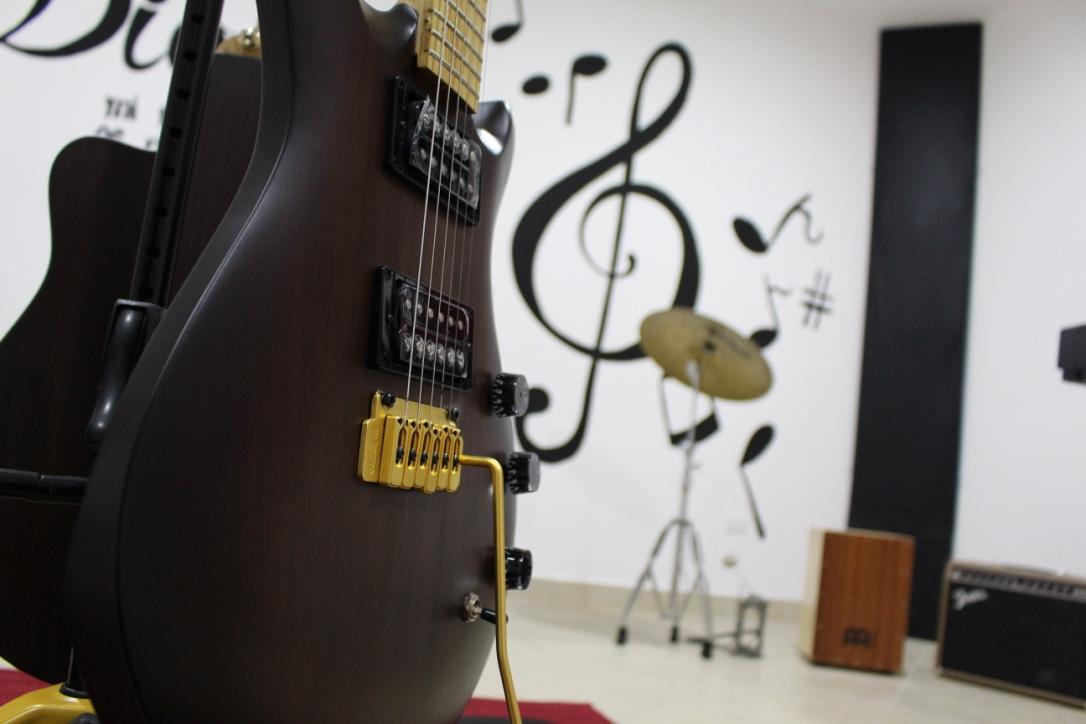 Guitarras y Teclados