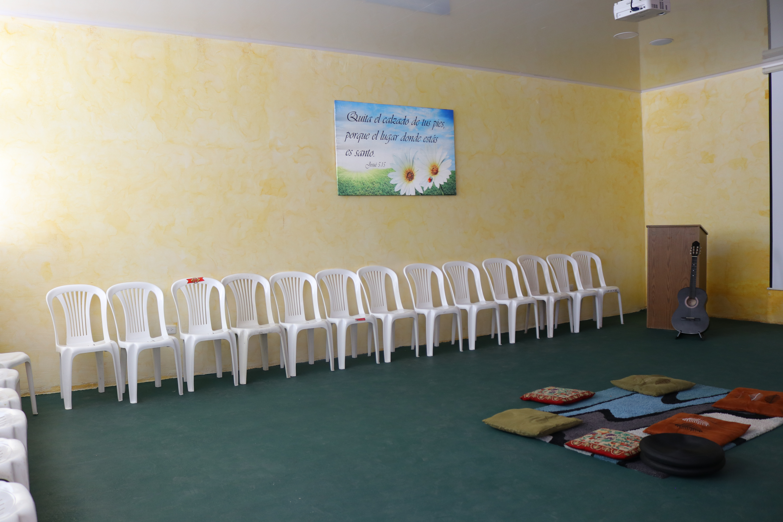 Sala de Oración