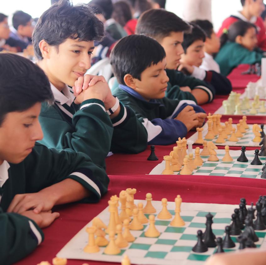 Intercolegial de Ajedrez ISM