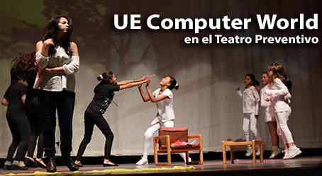 En la Universidad Central finalizó el intercolegial de teatro preventivo