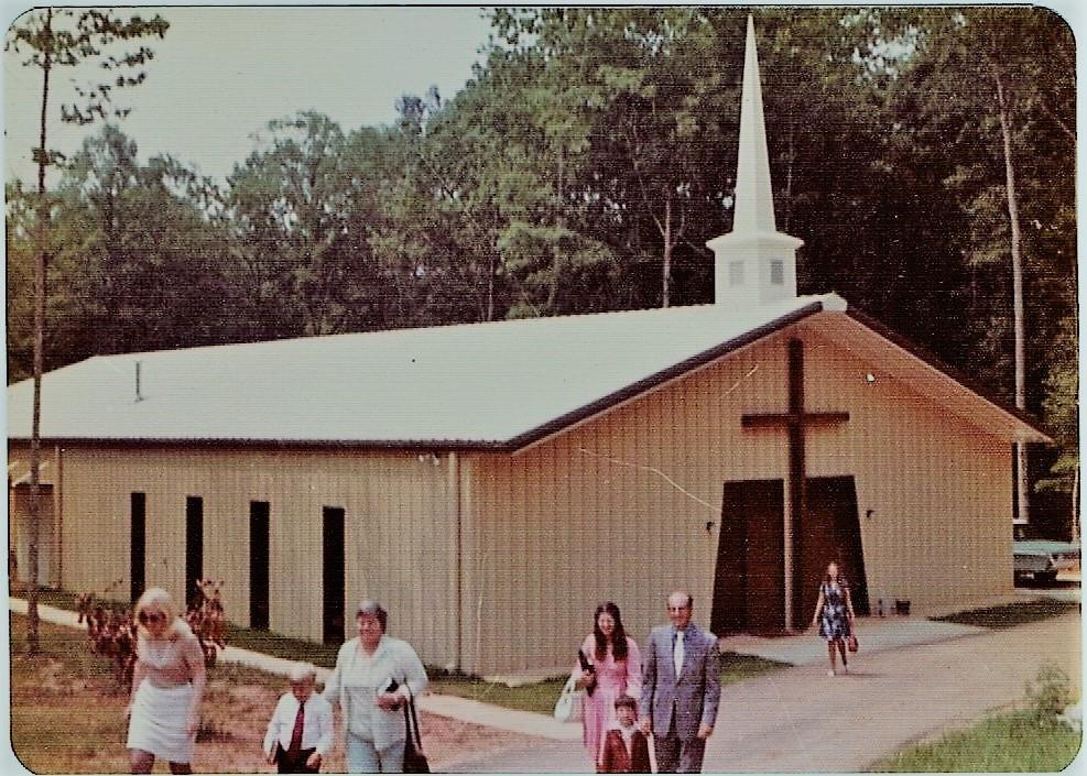 MEI Church in the 1970's
