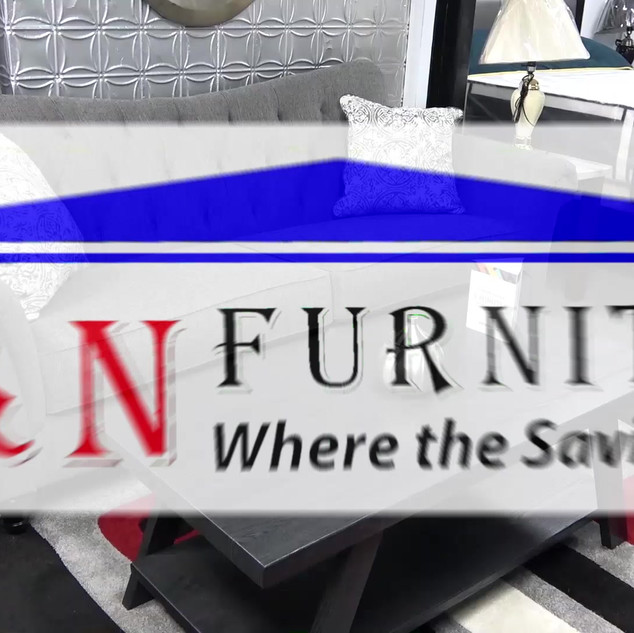 comercial D&N Furniture baja calidad ing