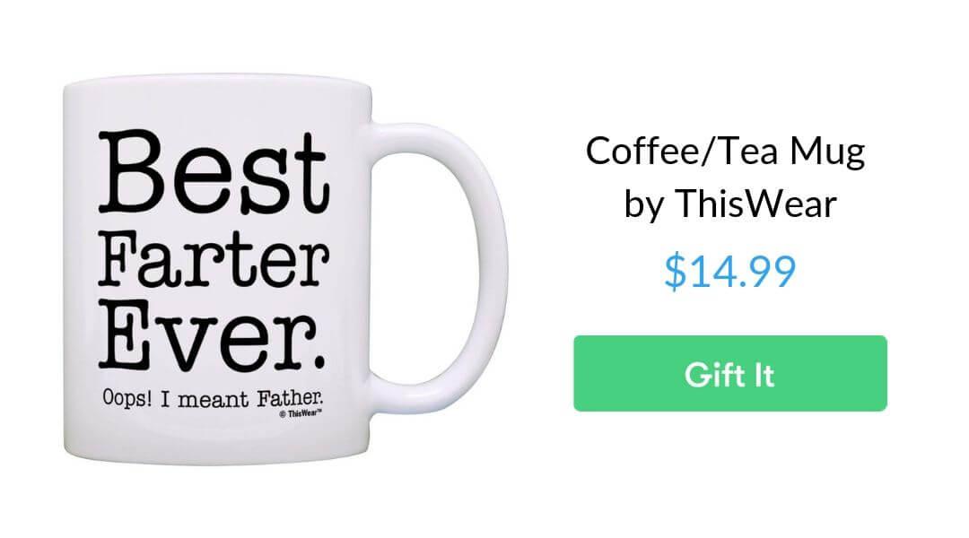 Coffee/Tea Mug by ThisWear