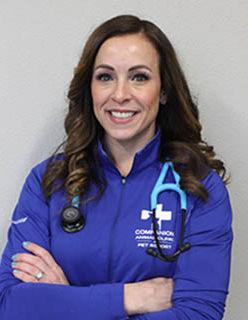 Colleen Nemmers, DVM   Companion Animal Clinic   Cedar Falls,Waterloo, Iowa 50613