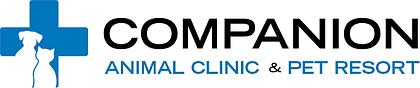 Companion Animal Clinic & Pet Resort Logo | Cedar Valleys largest one stop pet care facility