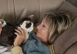 Tucker and Sue C | Companion Animal Clinic testimonial