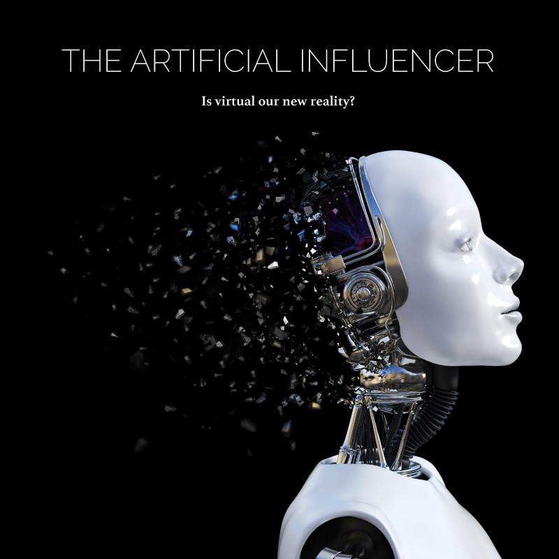 metafour | The Artificial Influencer