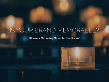 Olfactory Marketing Makes Perfect 'Scents'