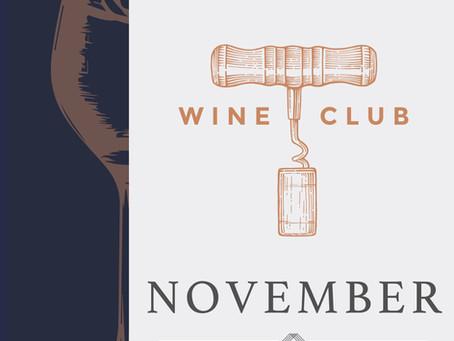 metafour Wine Club | November Edition