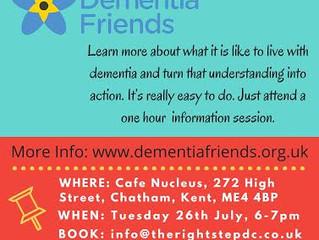 Become a Dementia Friend Event