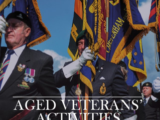 Are you a military veteran aged 65 or over?