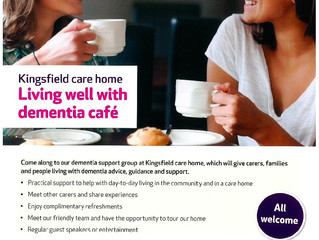 Faversham Dementia Support Cafe Opens 14th Feb!