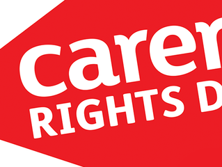 Carers do have rights.....
