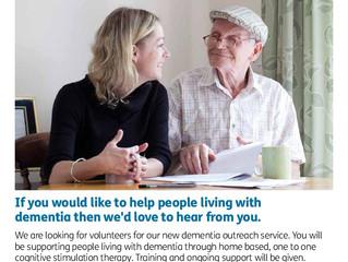 Maidstone's Dementia Outreach needs YOU!