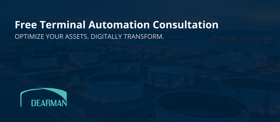 Can you further optimize your terminal assets with updated technology?