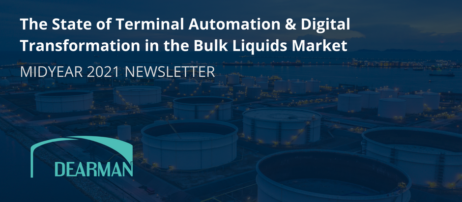 [Newsletter] The State of Terminal Automation & Digital Transformation in the Bulk Liquids Market