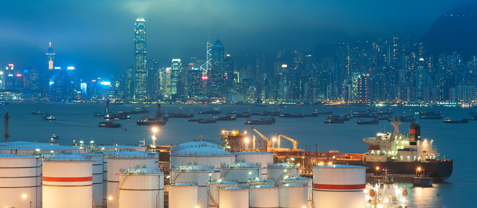Digital Transformation in the Bulk Liquids Storage and Distribution Industries