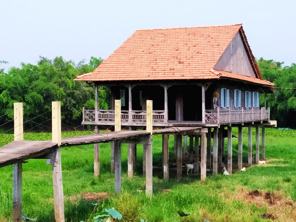 Nhà tại Cao Lãnh, Đồng Tháp