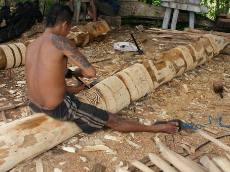 MAS: Wood Carving Village