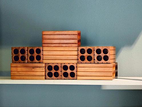Wood Brick