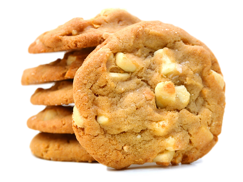 White Chocolate Macadamia Nut Lactation Cookie