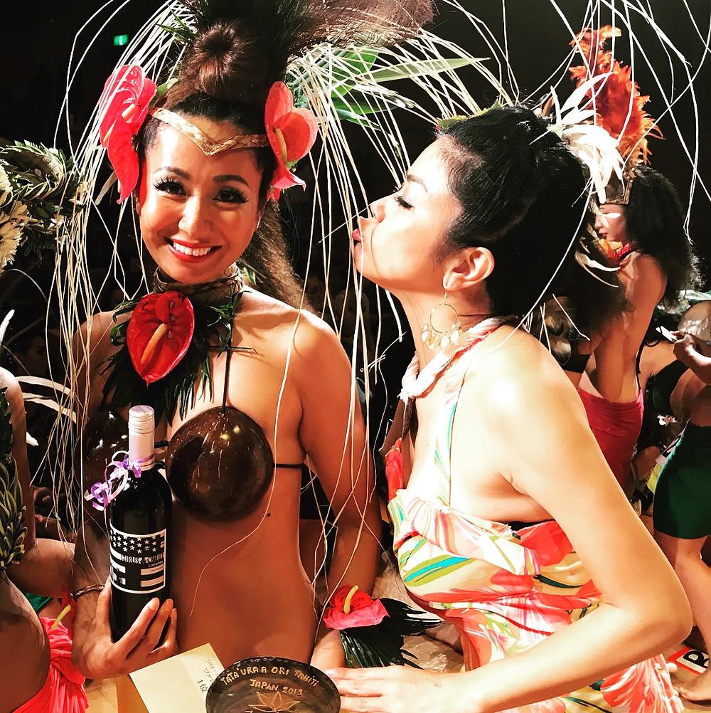 tataura'a ori tahiti competition award ceremony