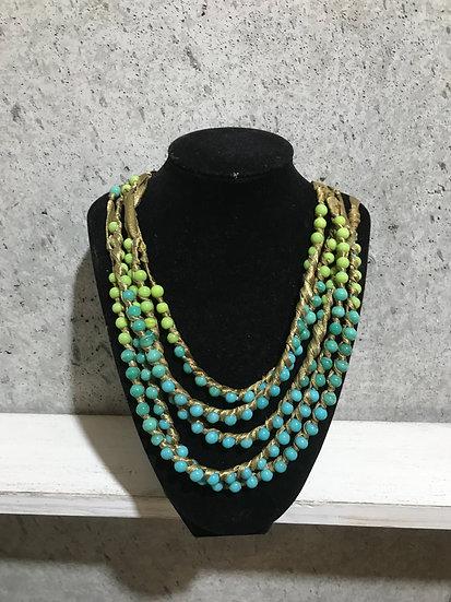 Sheba Necklace