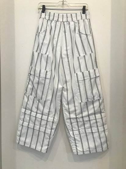 Snapdragon and Twig Striped Pant