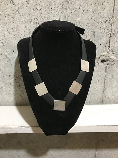 Squaresville Necklace