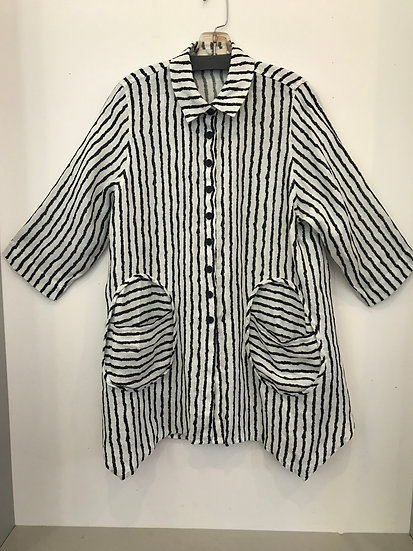 Cheyenne Stripe Shirt/Jacket