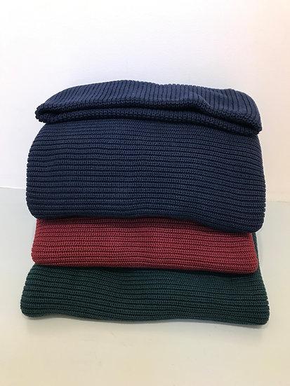 CROP Shaker Knit cowl