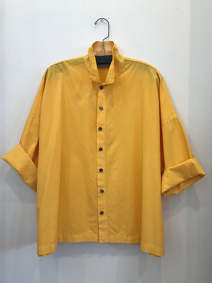 ES Cotton Tencel Big Shirt