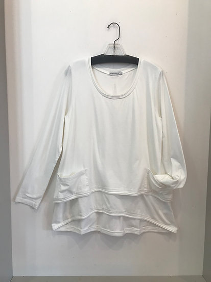 Snapdragon Knit Layered Top