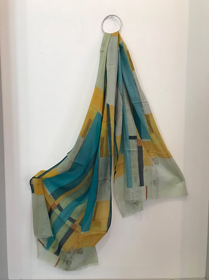 DPS7 Indian Summer Scarf