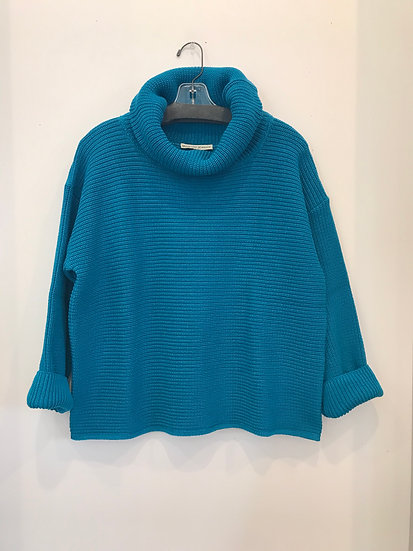 CROP Shaker Knit cowl