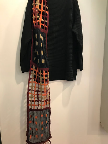 The Fish Net Scarf