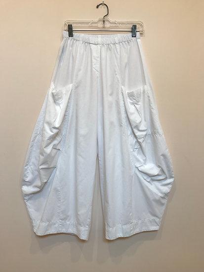 Cotton Tencel Double Pocket Pant