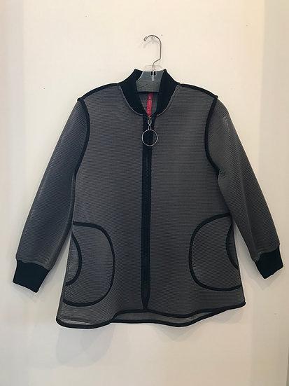 IC's Mesh Zip Jacket