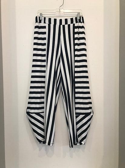 "Luukaa""s (Marcel) Wide or Narrow Stripe Pant"