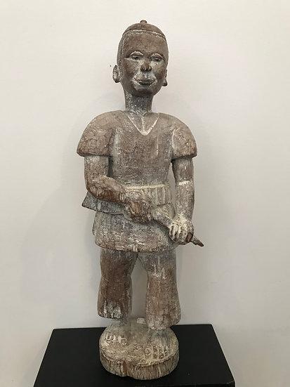 Guardian Statue: Ewe