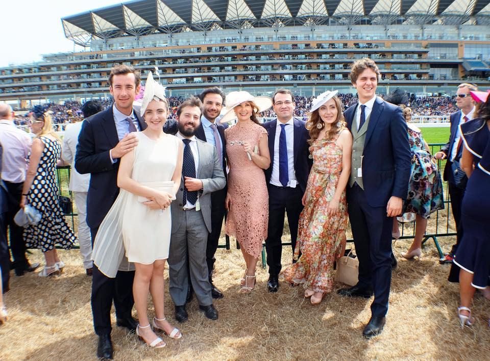 Leaders First at The Royal Ascot, 23 June 2018