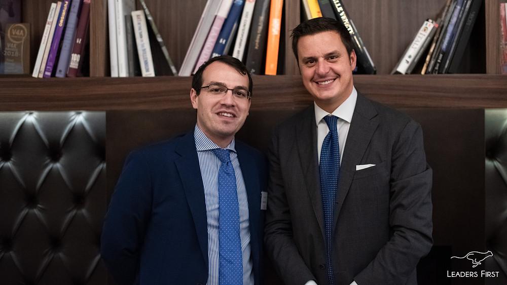 Fabrizio Nicolosi & Nicolò Mardegan