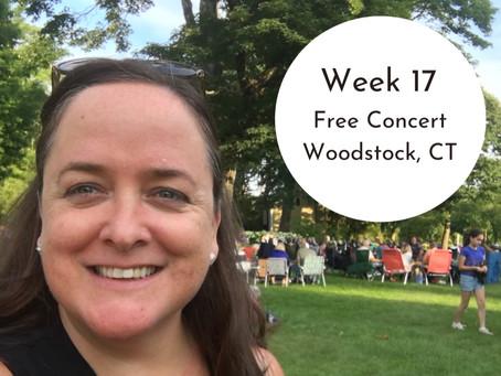 Live Latin Jazz Concert, Woodstock, CT
