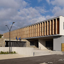 Collège Sidney Bechet, Antibes
