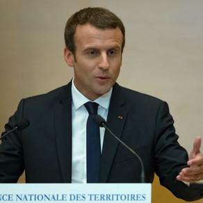 Macron : Le très haut débit en 2020