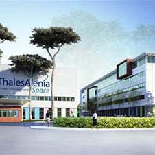 Thales Alenia Space, Cannes la Bocca