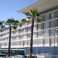 Centre hospitalier les Broussailles, Cannes